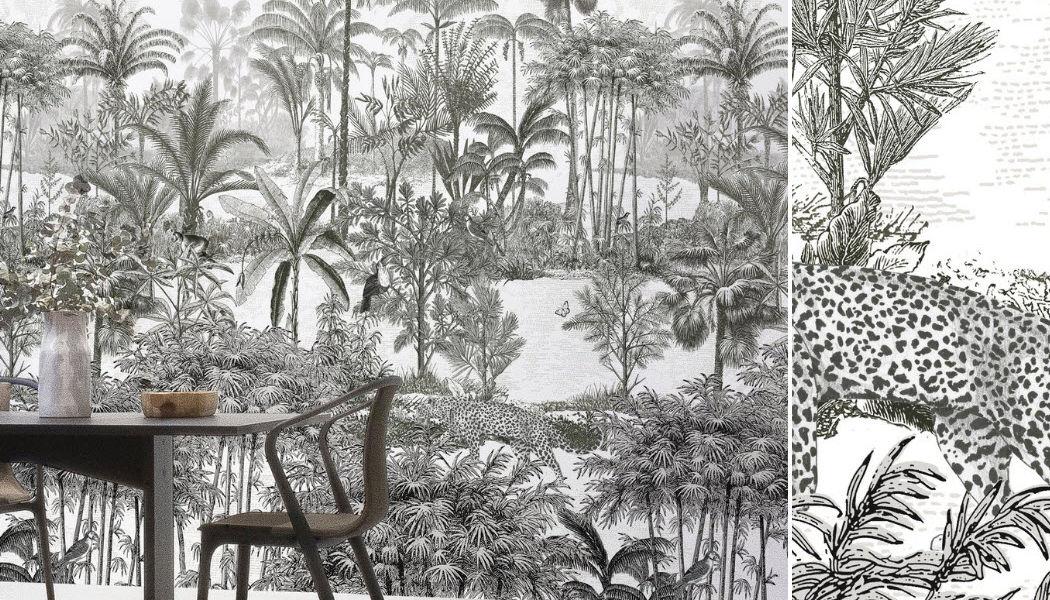 ISIDORE LEROY Papier peint panoramique Papiers peints Murs & Plafonds Salle à manger | Ailleurs