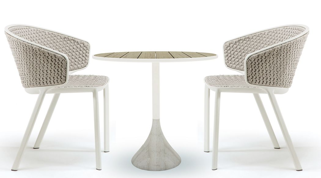 Ethimo Table bistrot Tables de repas Tables & divers  |