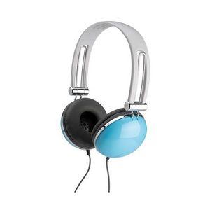 La Chaise Longue - casque dj bubble bleu - Casque Audio