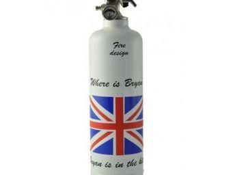 FIRE DESIGN - appareil d'extinction where is bryan - Extincteur