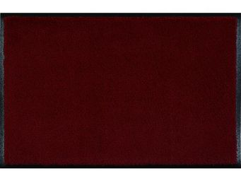 WASH  DRY - tapis design 6038 true burgundy - Tapis Contemporain