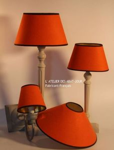 L'ATELIER DES ABAT-JOUR -  - Lampe À Poser