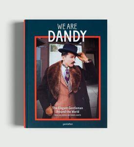GESTALTEN - we are dandy - Livre Beaux Arts