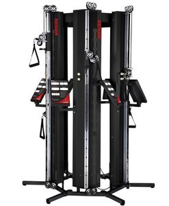 KEISER - six pack - Appareil De Gym Multifonctions