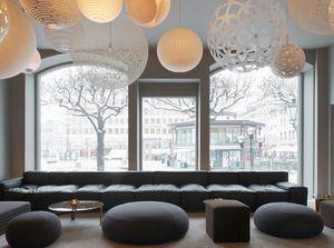 Tfl International Idees : halls d'hôtels