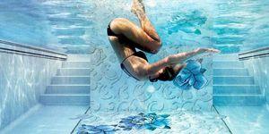 Sicis Carrelage de piscine