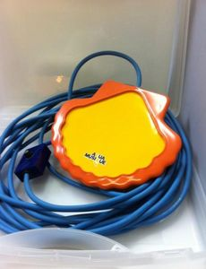 Haut-parleur sub-aquatique