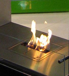 Decofire Combustible pour cheminée sans conduit d'évacuation
