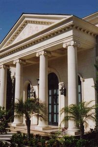 La Pietra Del Palladio Dalle de liège murale