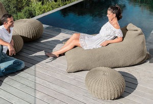 Pouf d'extérieur-ITALY DREAM DESIGN--Kery