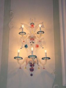 Turina Design  - Murano Lux Lighting - lampade a muro - applique wall lamp - Applique