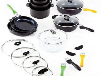 Cristel -  - Batterie De Cuisine