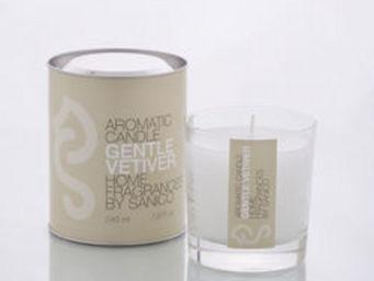 SANICO - gentle vetiver - Bougie Parfum�e
