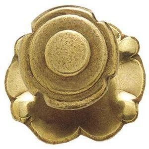 FERRURES ET PATINES - bouton de meuble en laiton style louis xii pour co - Bouton De Meuble Et De Placard