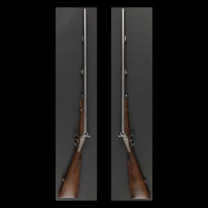 Expertissim - fusil de chasse à percussion deux coups - Carabine Et Fusil