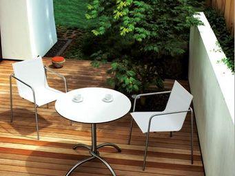 Fischer Mobel -  - Table De Jardin Ronde