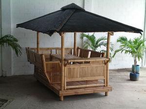 PANABOU - sultana bar - Salle À Manger De Jardin