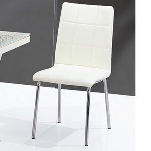 Smart Boutique Design - chaises crème calice lot de 6 - Chaise