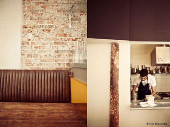 Anegil - restaurant - R�alisation D'architecte D'int�rieur