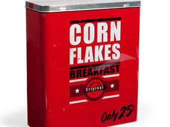 Maisons du monde - boîte cornflakes - Armoire À Portes Battantes