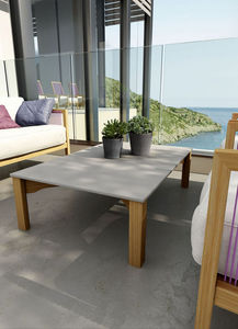 Bonacina Pierantonio -  - Table Basse Rectangulaire