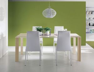 Ozzio -  - Table De Repas Rectangulaire