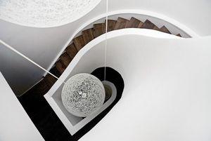 Cabuy Didier -  - Escalier Hélicoïdal
