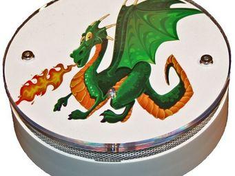 AVISSUR - dragon - Alarme Détecteur De Fumée