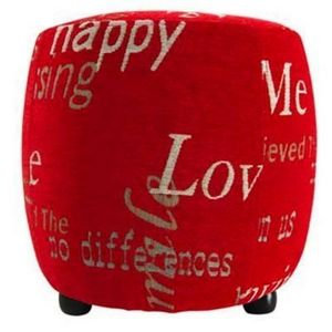 International Design - pouf love - Pouf