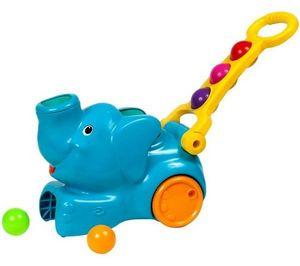 PLAYSKOOL - pop roule elefun bleu - Trotteur