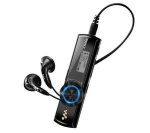 SONY - lecteur mp3 fm nwz-b173 4 go - noir - Mp3