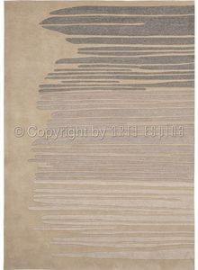 Arte Espina - tapis design needlecraft beige - Tapis Contemporain