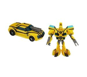 HASBRO - transformers - prime deluxe bumblebee - Fauteuil Enfant