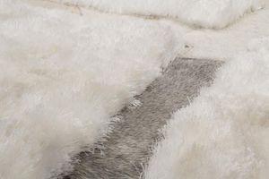NAZAR - tapis diva 80x150 snow - Tapis Contemporain