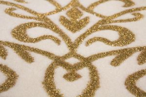 NAZAR - tapis empera 80x150 beige - Tapis Contemporain