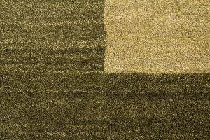 NAZAR - tapis gabbeh 70x230 green - Tapis Contemporain