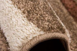 NAZAR - tapis havanna carving 80x150 beige - Tapis Contemporain