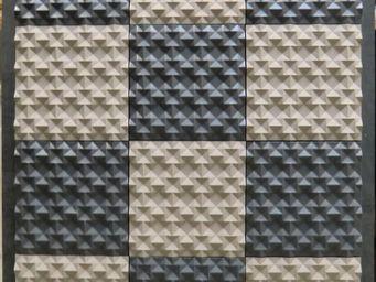 FAUVEL- NORMANDY CERAMICS - geometric - Carrelage Mural