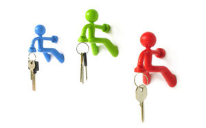 PELEG DESIGN - key pete - Accroche Cl�s