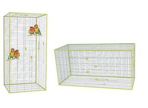 ZOLUX - parc universel pour rongeurs ou oiseaux 130x70x60c - Cage À Oiseaux