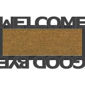 ILIAS - paillasson welcome goodbye - Paillasson