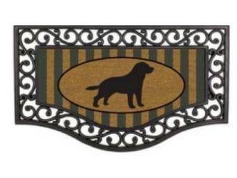 ILIAS - paillasson bed tray chien - Paillasson