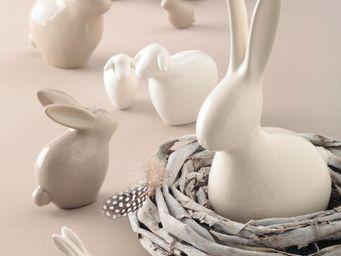 Leonardo - nido rabbits - D�coration De Table