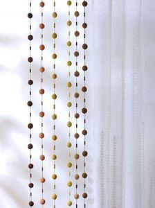An Vert Du Design -  - Rideau De Porte