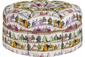 NICOLETTE MAYER COLLECTION -  - Pouf