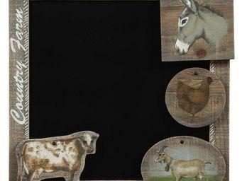 Interior's - menu les animaux de la ferme - Ardoise De Bistrot