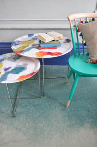 BLUEBELLGRAY -  - Table Bureau