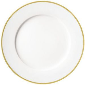 Raynaud - fontainebleau or - Assiette Plate