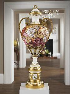 CHAMBERLAIN & CO -  - Vase Couvert
