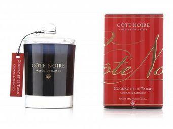 COTE NOIRE -  - Bougie Parfumée